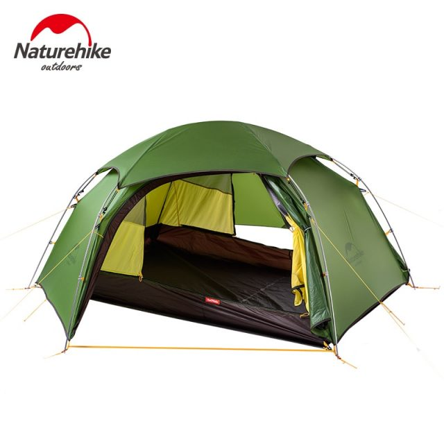 Cloud peak tent ultralight two man camping hiking outdoor NH17K240-Y
